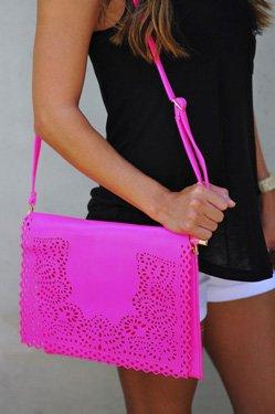 Неоновые сумки