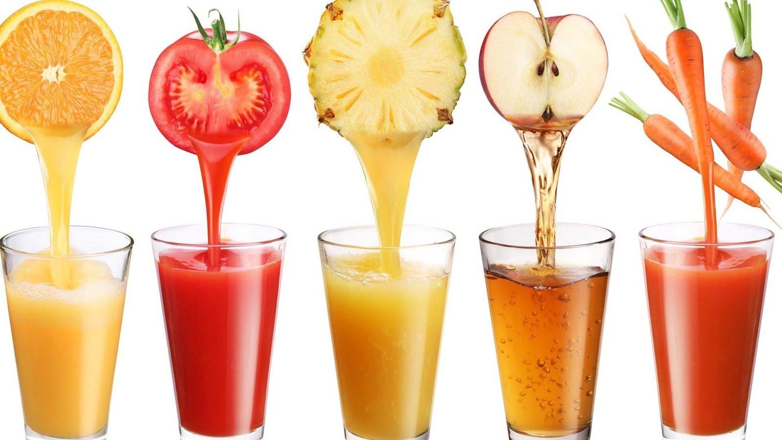 Натуральные соки – вред и польза, или все хорошо в меру