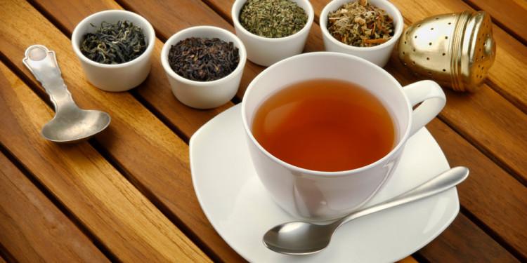 польза чая на организм