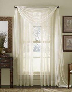как развешивать шторы