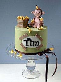Дизайн детского торта