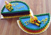 Торты для двойняшек