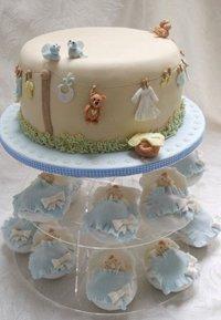 Торт на выписку из роддома