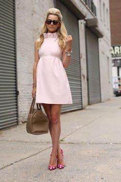 Платье бейби дол