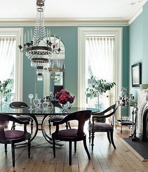Классика дизайн дома