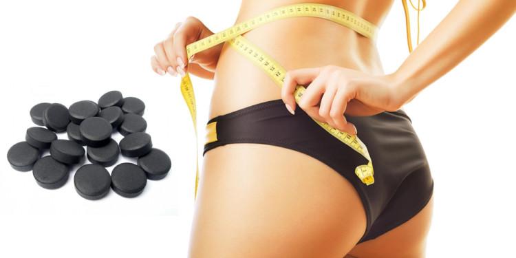 диета с помощью активированного угля