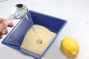 Рецепт сахарной смеси