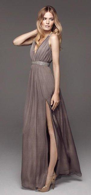 Вечерние платья греческого фасона