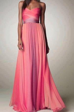 Вечернее платье омбре