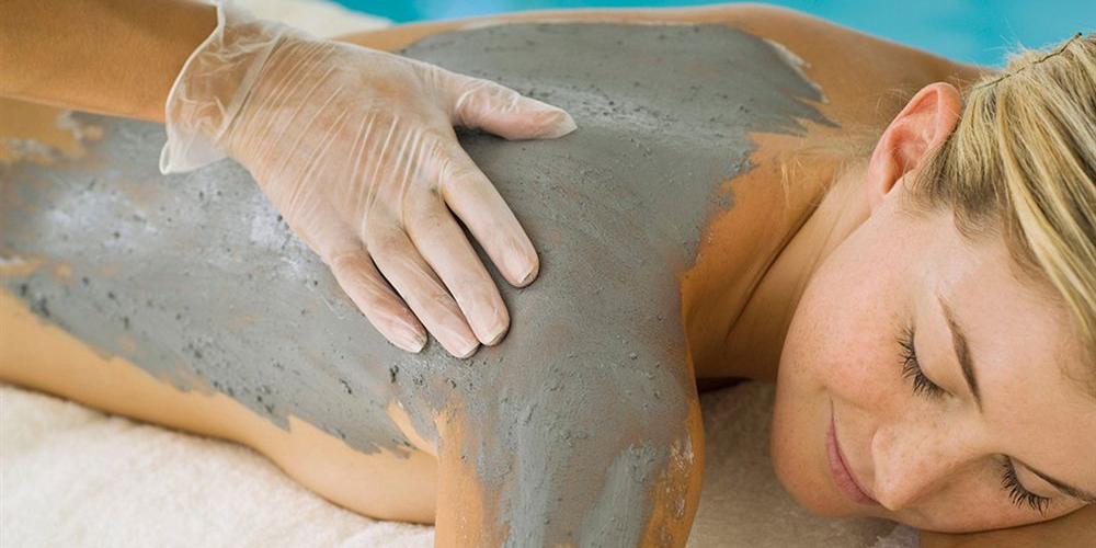 Остеохондроз -лечение глиной- цвет