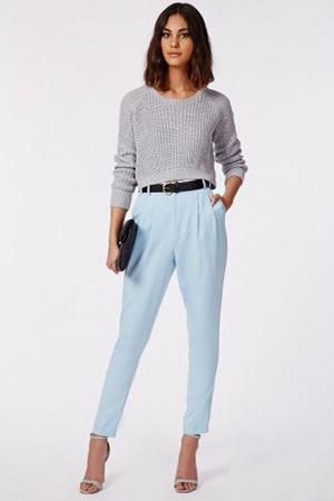 Модные классические брюки