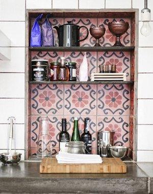 Марокканская мозайка