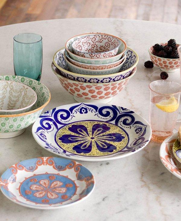 Посуда из Марокко
