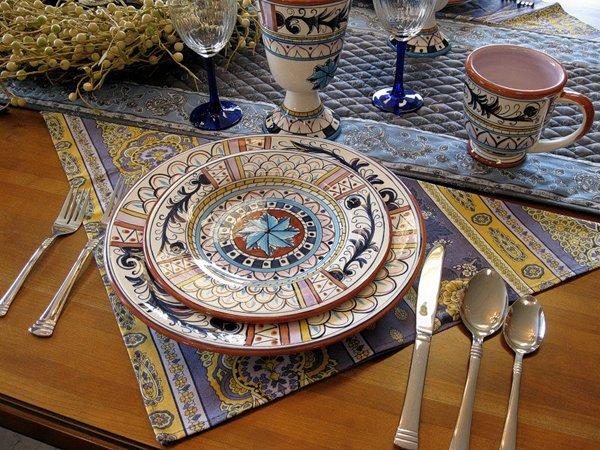 Посуда восточного стиля