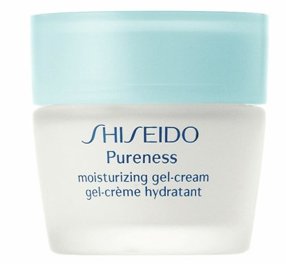 Pureness Moisturizing Gel Cream от Shiseido
