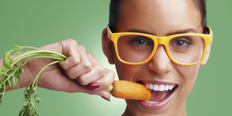 продукты улучшающие зрение