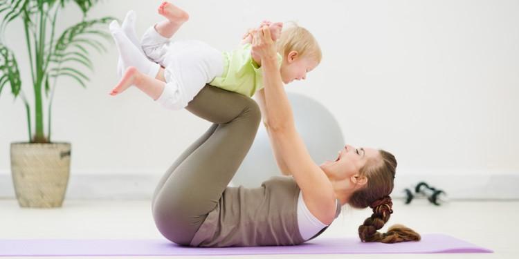 восстановление фигуры после родов