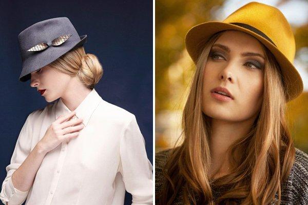 Шляпы трибли
