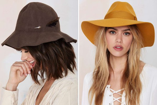 Шляпы брикстон