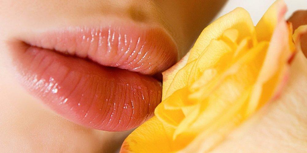 Ухоженные губы