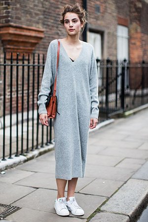 Комплект одежды с платьем