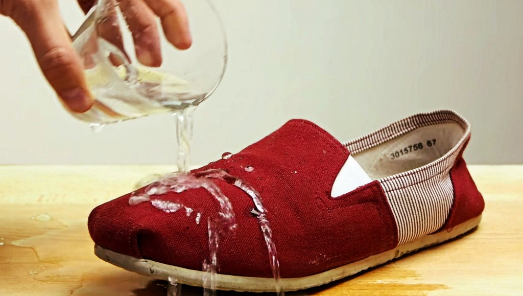 Пропитки для обуви своими руками