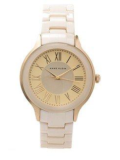Белые женские часы