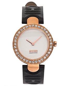 Модные часы с кристалами