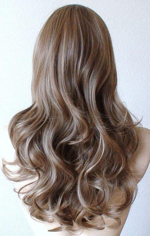 Пепельно-медный цвет волос