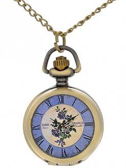 Женские часы на цепочке