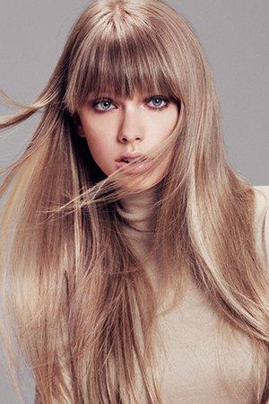 Окрашивание волос 3д на светлые волосы