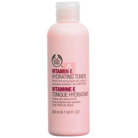 Тоник для лица с витамином Е