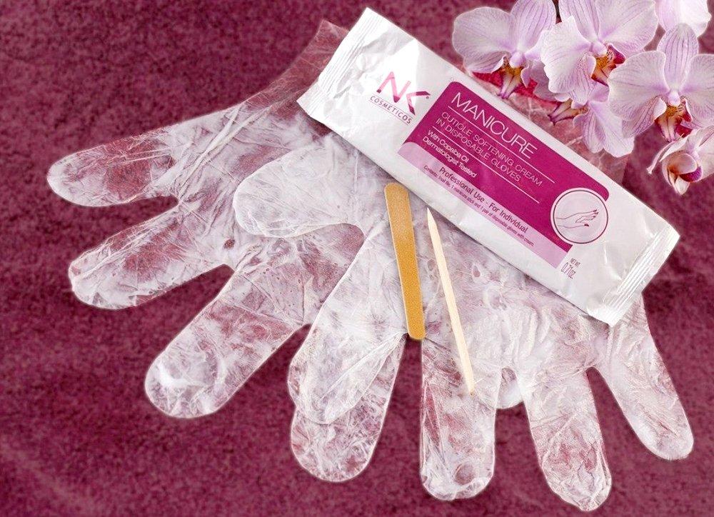 перчатки для бразильского маникюра