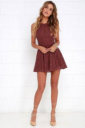 Платье Skater