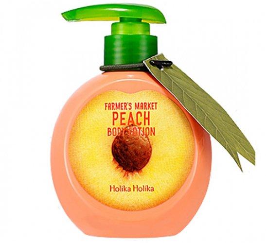 Персиковый лосьон для тела