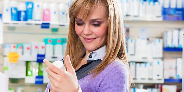 покупать аптечную косметику для лица