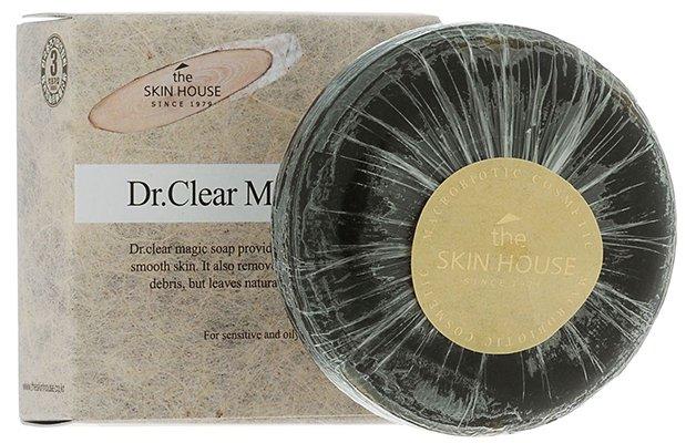 Мыло для жирного типа кожи лица