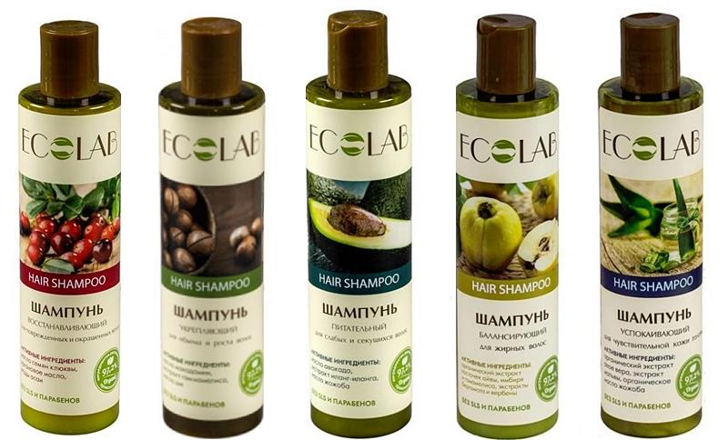 Шампуни для здоровья волос и кожи головы