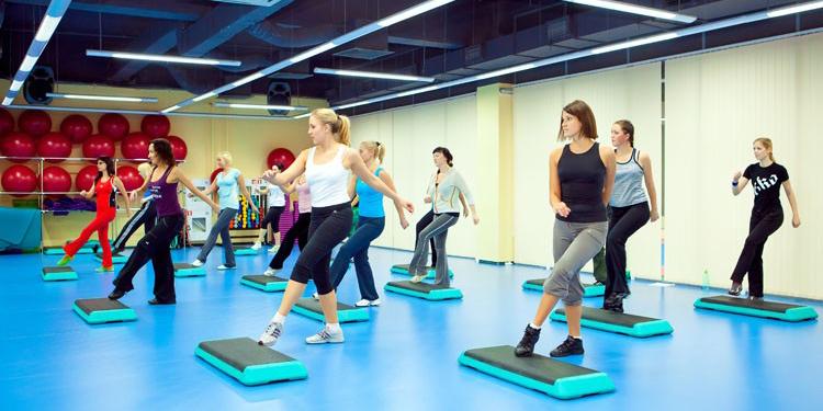 фитнесс клуб