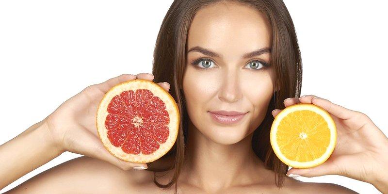 Витамин С дл кожи лица