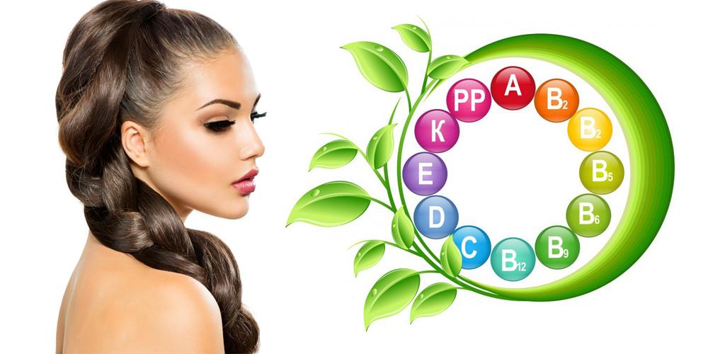 Витамины для здоровья шевелюры