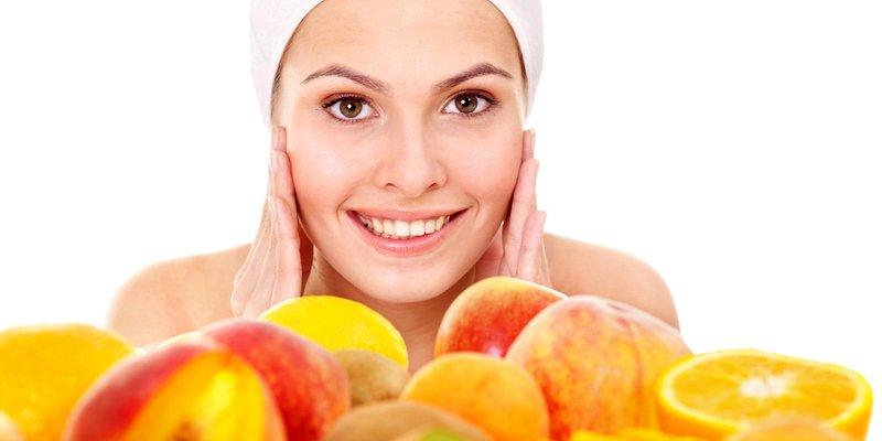 Полезные витамины для лица