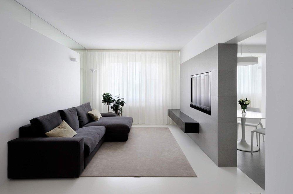 Ошибки в дизайне интерьера гостиной