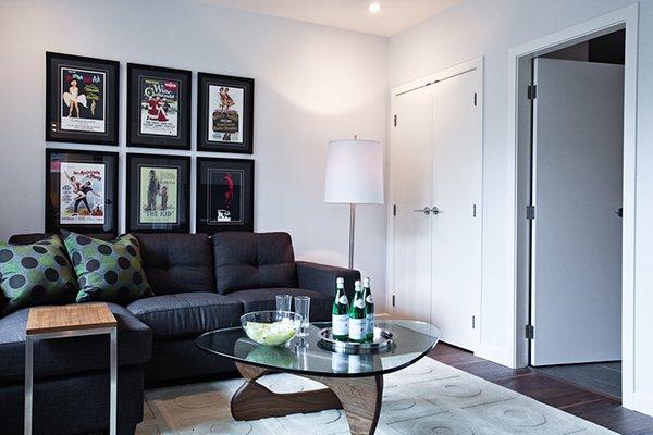 Дизайн в гостиной