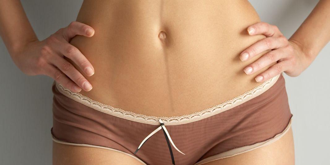 жир на животе после родов как избавиться