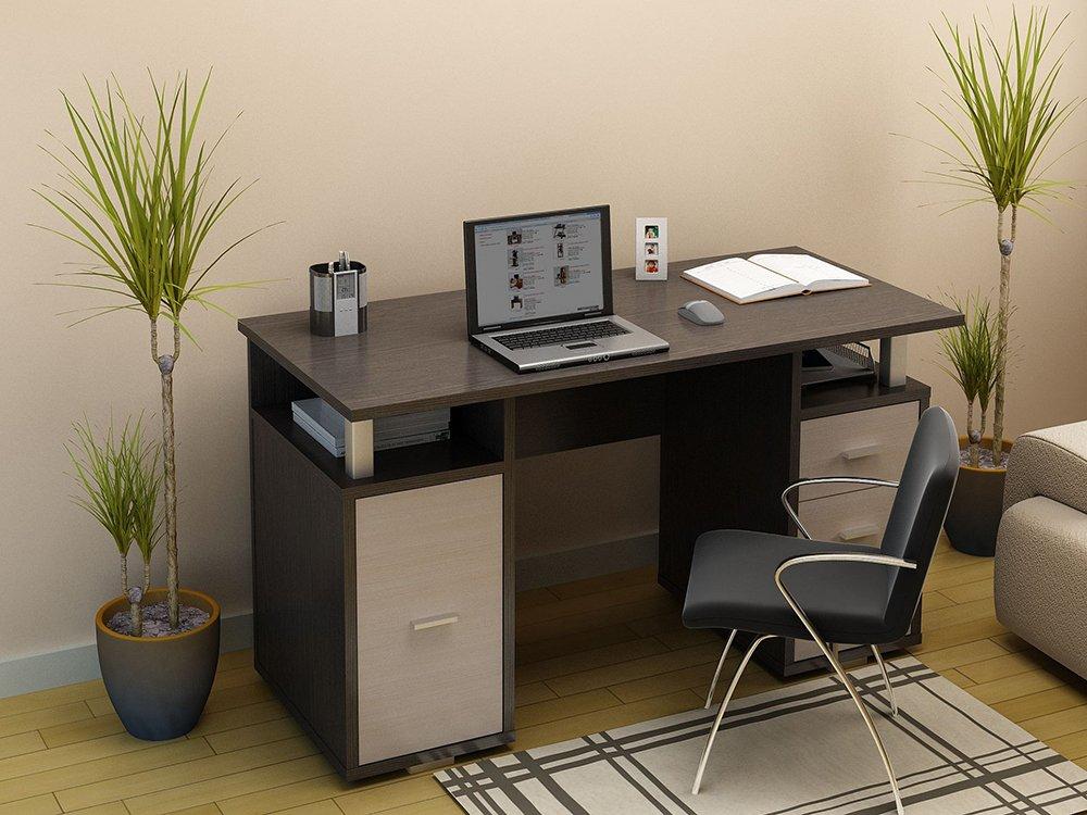 Компьютерный стол линейный