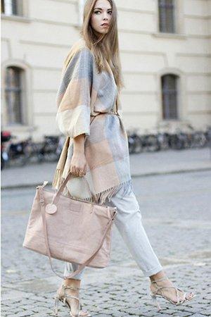Сочетание сумки и одежды