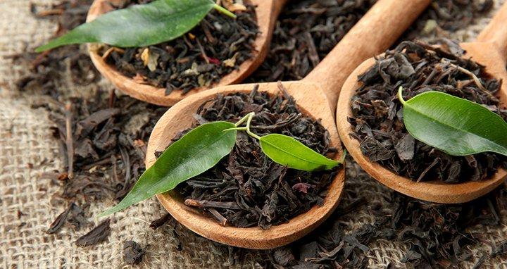 Удобрение из черного чая