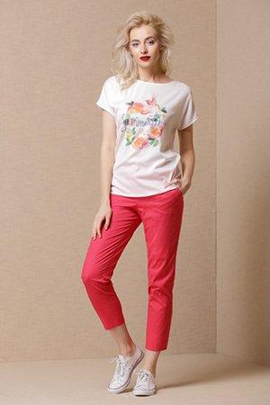 Женские модные брюки
