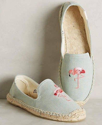Популярная летняя обувь женская